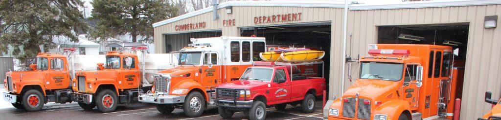 Cumberland Fire Dept