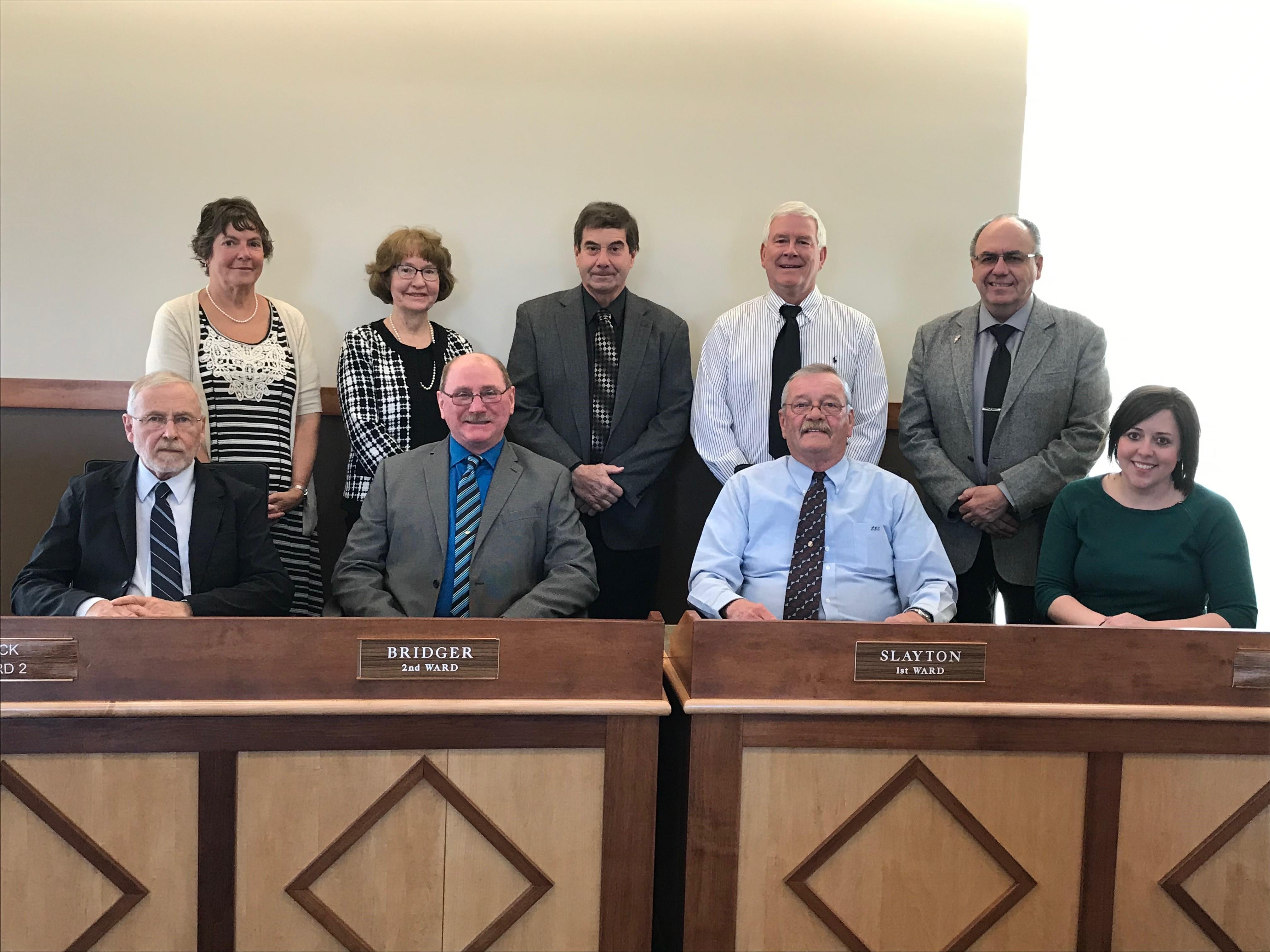 2019-2020 Council